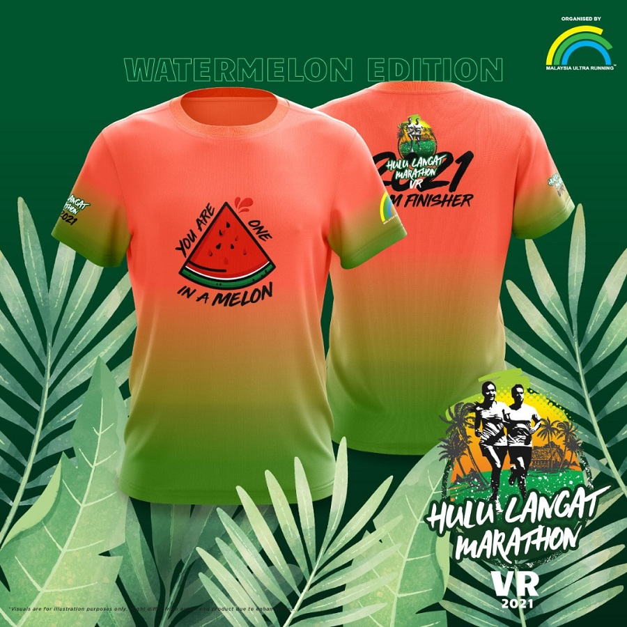 Hulu Langat Marathon Virtual Run 2021