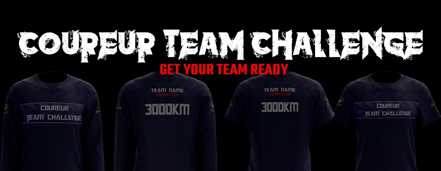 Coureur Team Challenge 2021