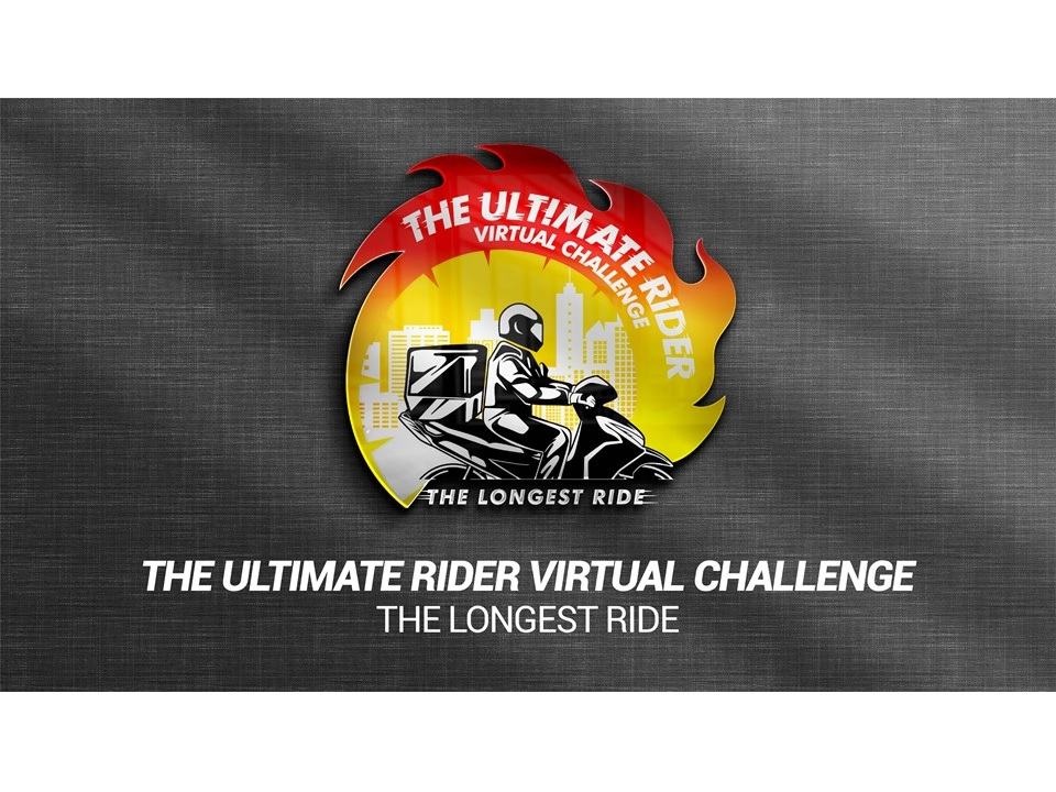 The Ultimate Rider Virtual Challenge
