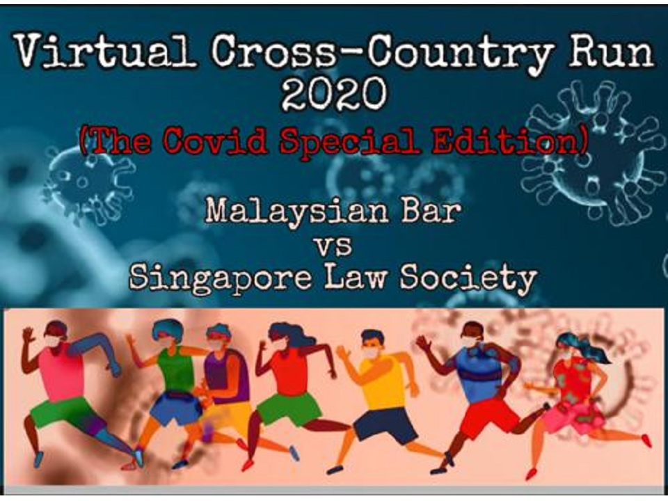 Virtual Cross-Country Run 2020 (The Covid Special Edition)