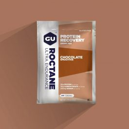 GU Roctane Protein Recovery Drink Mix – Chocolate Smoothie