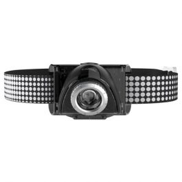 LED Lenser SEO7R Rechargeable Headlamp – Black