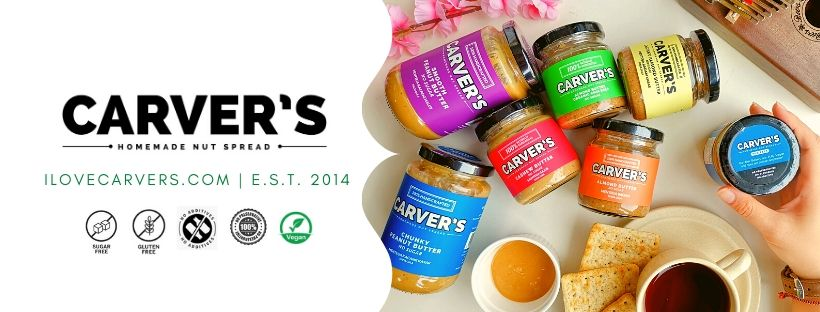 Carver's Homemade Nut Butters