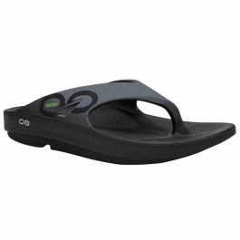 OOFOS Men OOriginal Sport Sandal – Graphite