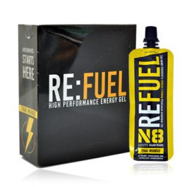 N8 REFUEL ENERGY GEL