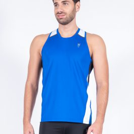 Amnig Men Running Singlet