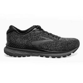 Brooks Men Adrenaline GTS 20 (2E Wide) – Black/Ebony