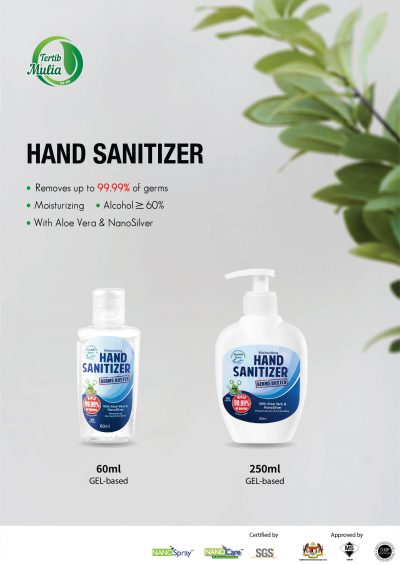 NanoSpray Hand Sanitizer