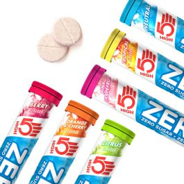 ZERO: Zero is the UK's leading electrolyte sports drink (3 tubes)