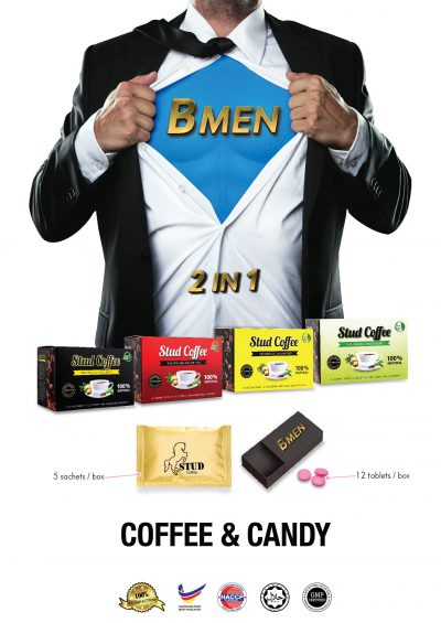 BMEN Candy supplement of 12 tablets