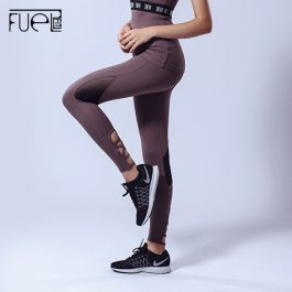 DEVI Legging With Mesh
