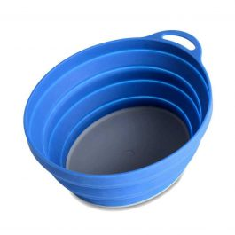 Lifeventure Ellipse Collapsible Bowls – Blue