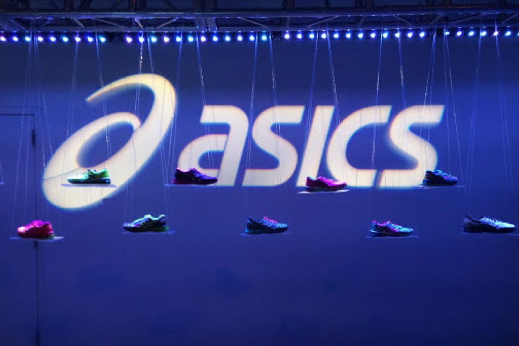 Asic Online Store on CPS Shop