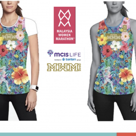 MWM 2020 Women Short Sleeves & Singlet Running Tee