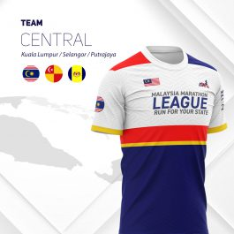 Team MML Race Tee – Central Region