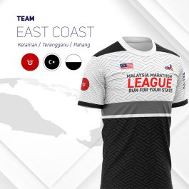 Team MML Race Tee – East Coast Region