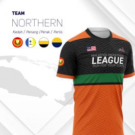 Team MML Race Tee – Northern Region