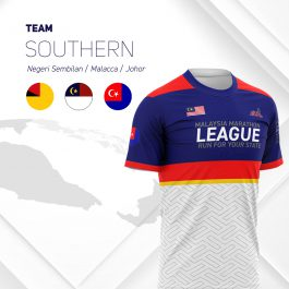 Team MML Race Tee – Southern Region