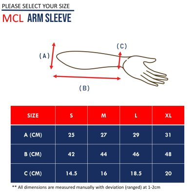MCL Sleeve